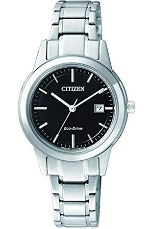 Citizen Womens Analogue Quartz Watch with Stainless Steel Strap FE1081-59E