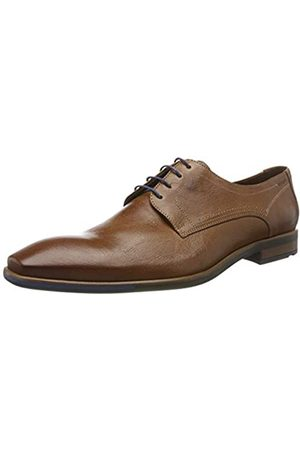 Lloyd Men Business Shoes Don, Men´s Lace-Up Flats,Low Shoe,lace-up Shoe,Derby Lacing,Suit Shoe,Dress Shoe,Office,REH/Stone
