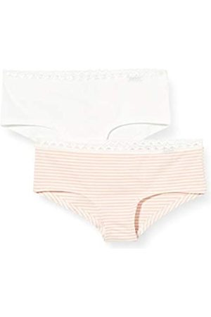 Skiny Girls Mädchen Lacy Everyday Panty 2er Pack
