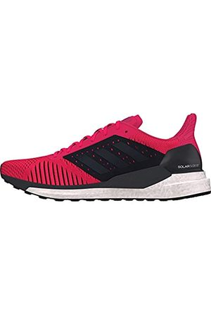 adidas Women's Solar Glide St W Competition Running Shoes, (Magrea/Carbon/Azubri 0)
