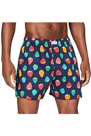Happy Socks Men's Strawberry Boxer Shorts