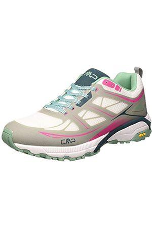 CMP Women's Hapsu Wmn Nordic Walking Shoe, (Glacier-Bounganville 60ue)