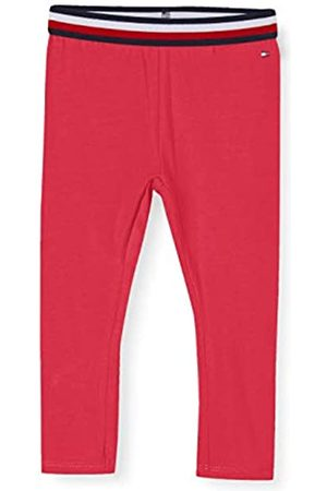 Tommy Hilfiger Girl's Essential Tommy Leggings (Blush XIF)