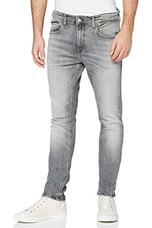Tommy Jeans Men's Austin Slim Tapered NPTGY Straight Jeans, (Neptune Str 1by)