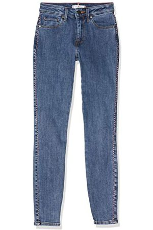 Tommy Hilfiger Women's Como Skinny RW A Eden Slim Jeans, 1C6