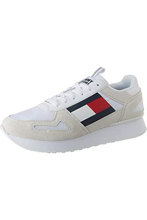 Tommy_Jeans Men's Lifestyle Runner Low-Top Sneakers, ( Ybs)