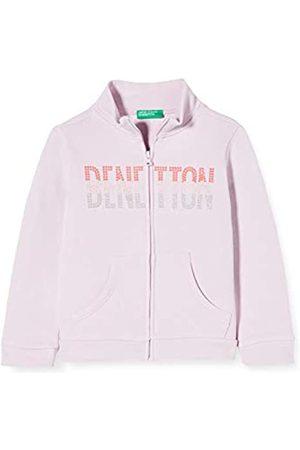 United Colors of Benetton Girl's Felpa Zip Cardigan