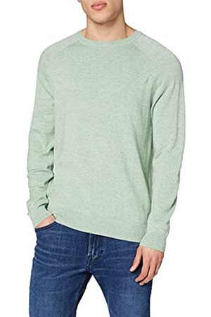 Superdry Men's Orange Label Cotton Crew Jumper