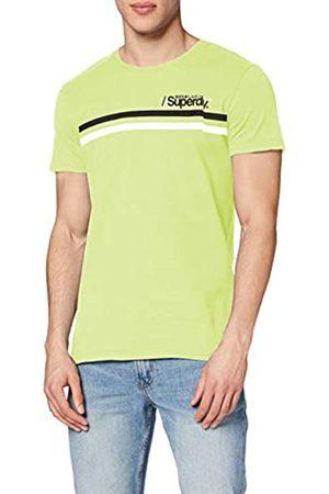 Superdry Men's Core Logo Sport Stripe Tee T-Shirt
