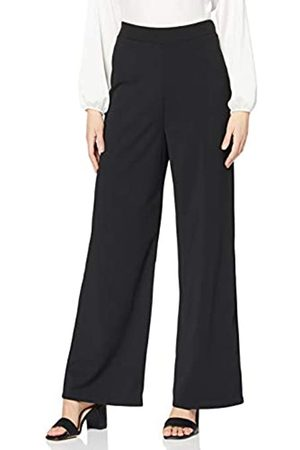 Dorothy Perkins Women's Scuba Pleated Palazzo Trousers Pants