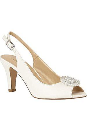 Lotus Women's Elodie Open Toe Heels, ( Ww)