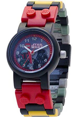 LEGO Kids Analogue Quartz Watch with Plastic Strap 8020813