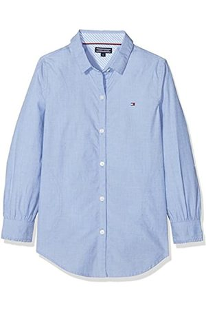 Tommy Hilfiger Girl's AME Sunny Long Shirt L/s Blouse