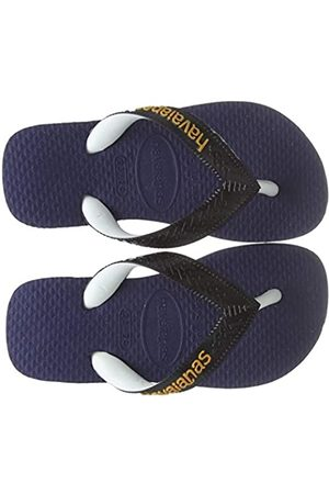 Havaianas Unisex Kid's Top Mix Flip Flops, (Navy/ 1554)