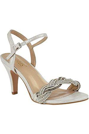 Lotus Women's Jasmine Open Toe Heels, ( Jj)