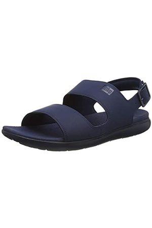 Fitflop Men's Lido II Sandal Flip Flops, (Midnight Navy 399)