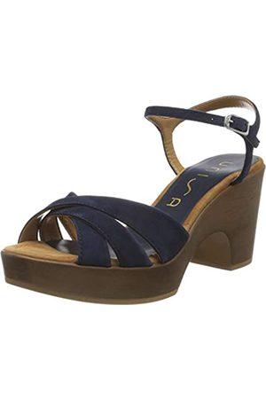 unisa Women's Oneta_ks Platform Sandals, (Ocean Ocean)