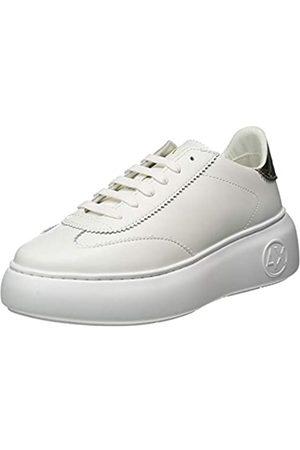 Armani Exchange Women's Oversize Sole Sneakers Low-Top, ( - R579)