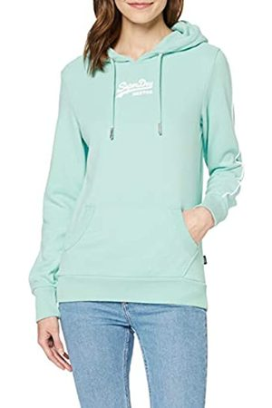 Superdry Women's Vl Micro Piping Entry Hood Ub Hoodie
