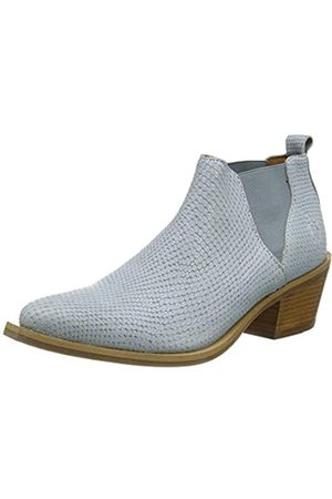 Fly London Women's IGAN574FLY Chelsea Boots, (Sky 002)