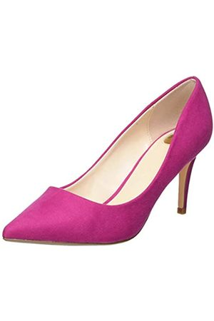 Buffalo Women's Fanny 2 Closed Toe Heels, (Fuchsia 001)