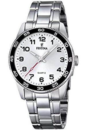Festina Unisex Analogue Quartz Watch with Stainless Steel Strap F16905/1