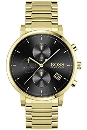 HUGO BOSS Men's Analogue Quartz Watch with Stainless Steel Strap 1513781