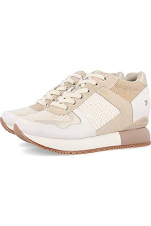 GIOSEPPO Women's Bastogne Low-Top Sneakers, (Blanco Blanco)
