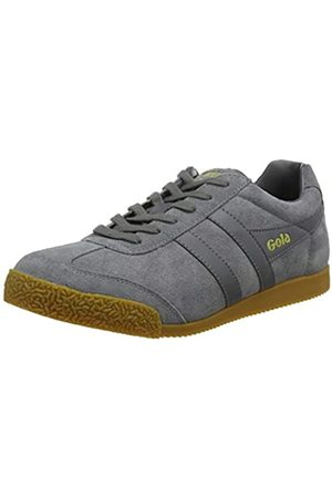 Gola Men's Harrier Trainers, (Ash/Ash/Gum LA)