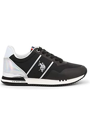 Womens High Trainers Nero BLK U.S.POLO ASSN Black 7 UK