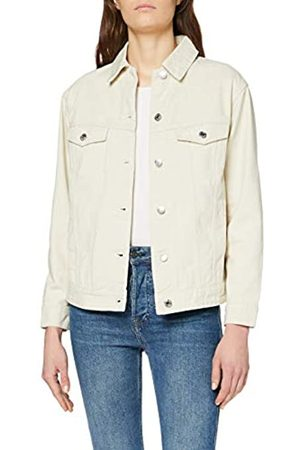 Vero Moda Women's Vmkatrina Ls Loose Jacket Ga Color Denim
