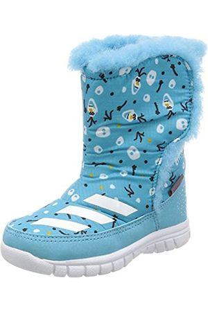 adidas Disney Frozen Mid I Trainers -Disney Frozen for Unisex Babies, 25