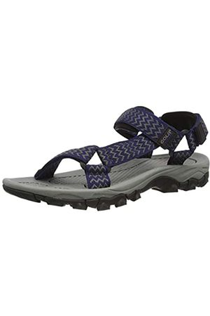 Gola Men's Blaze Hiking Sandals, (Navy/ Ex)