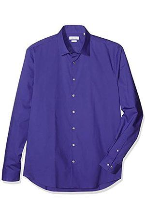 Calvin Klein Men's Bari Slim Fit FTC Formal Shirt
