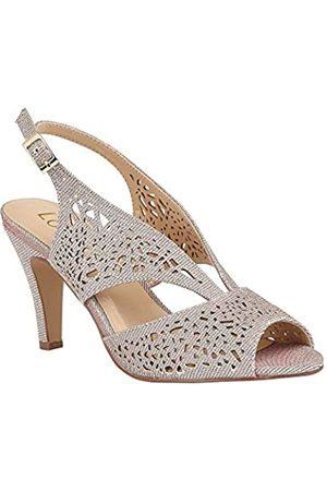 Lotus Women's Amelia Open Toe Heels, ( Kk)