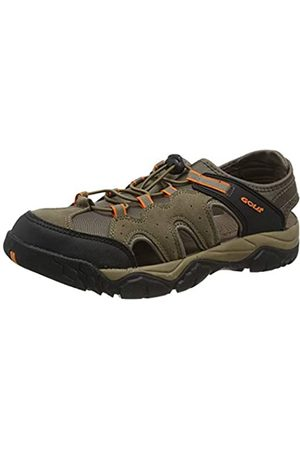 Gola Men's Arizona Hiking Sandals, (Taupe/ /Burnt Fix)