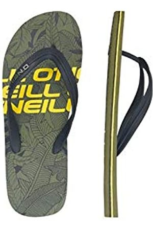O'Neill Men's Fm Profile Graphic Sandalen Flip Flops, ( AOP W/ 6990)