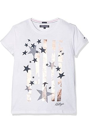 Tommy Hilfiger Girl's Stars Tee S/s T-Shirt