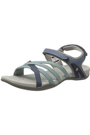 Hi-Tec Women's Savanna II Sports Sandals, (Flinstone/Charcoal/Dusty 031)