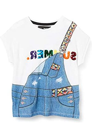 Desigual M/ädchen T-Shirt Ts/_nuevomexic