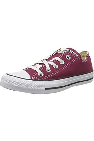 Converse Unisex Adult Chuck Taylor All Star Adult Seasonal OX Trainers, (Bordeaux)