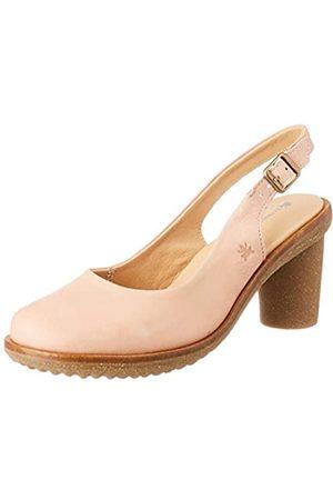 El Naturalista Women's N5155 Pleasant Trivia Closed Toe Heels, (Candy Candy)