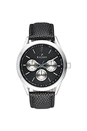 Elliott Unisex-Adult Analogue Classic Quartz Watch with Nylon Strap ELT1201