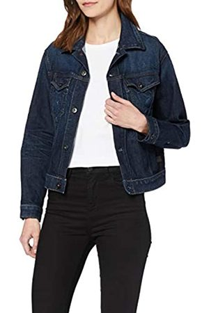 G-STAR RAW Women's 3301 Straight Denim C Jacket