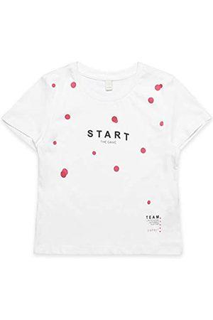 ESPRIT KIDS Girl's Rq1023502 T-Shirt Ss