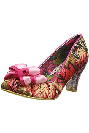 Irregular Choice Women's Ban Joe Closed Toe Heels, ( /Floral Multi Al)