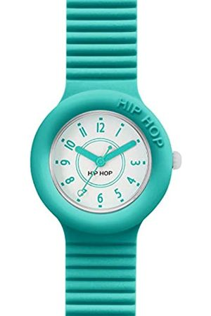 Hip Watch Woman Numbers Collection dial e watchband in Silicone Water