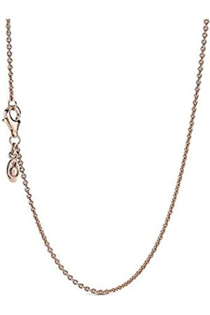 Pandora Women Plated Chain Necklace - 580413-90