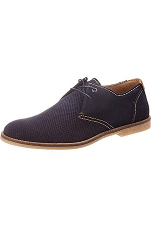 Kickers Men's Backus Oxfords, (Marine 101)