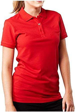 HRM Women's Heavy Stretch W Polo Shirt, Rot 03